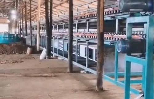 老挝烘干机现场